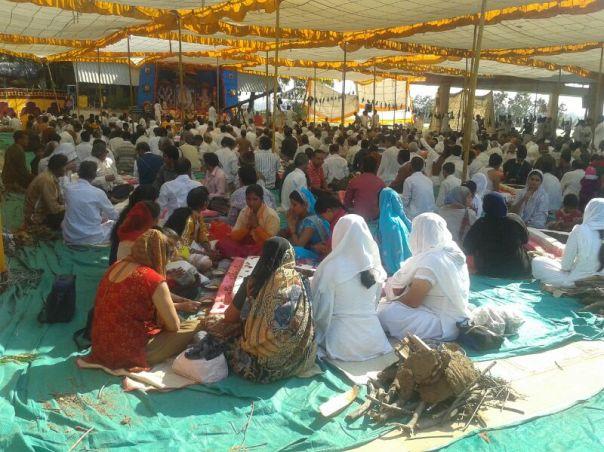 Sant Asharamji Bapu Ashram 108 Tirkundi Mahayagya Photos 5th January, 2014 For Bapuji #BailOn7thJan