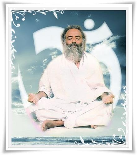 asharam bapu meditating